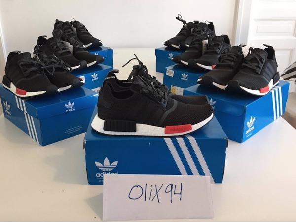 Adidas NMD_R1 FootLocker Exclusive NMD R1 US 7 US 8.5 US 9.5 US 10.5 US 12 - photo 1/1