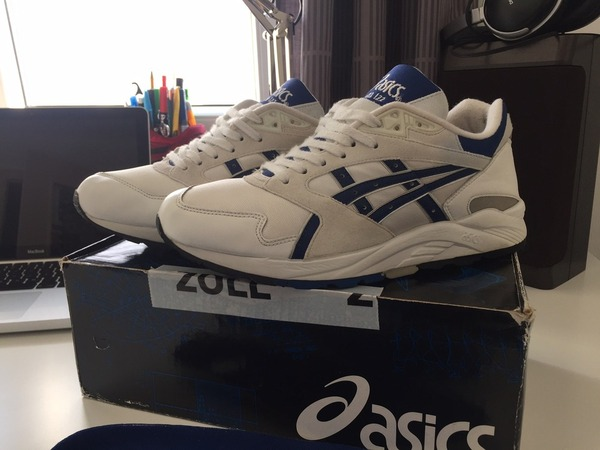 Asics GEL-122 1994 Vnds - photo 1/7