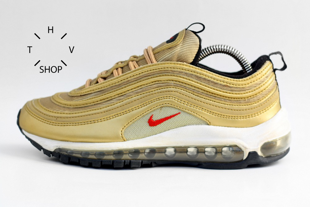 Cheap Nike Air Max 97 'Metallic Gold' Klekt