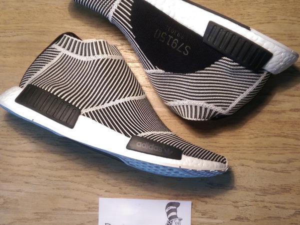 Adidas NMD City Sock Primeknit US 10 / EU 44 / UK 9,5 Deadstock Yeezy - photo 1/5