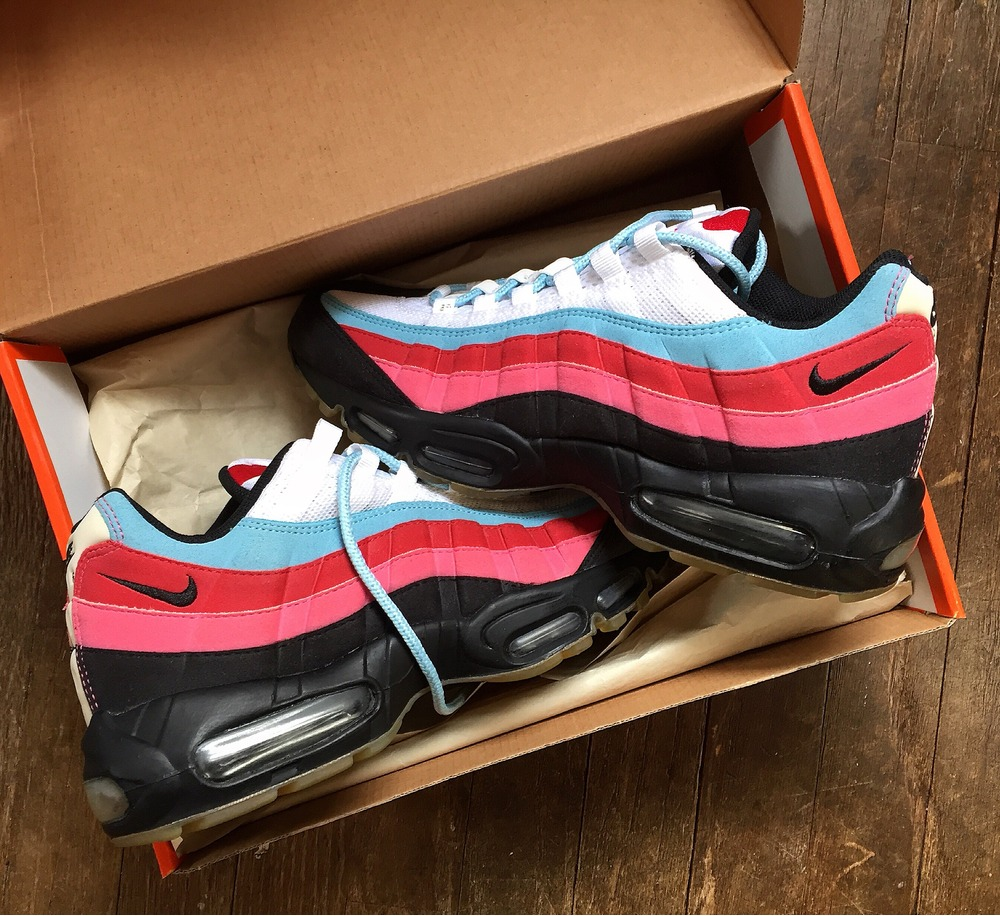 air max 95 for running