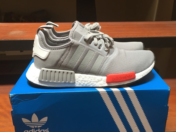 Adidas nmd NMD Runner Light Onyx sz 9UK - photo 1/5