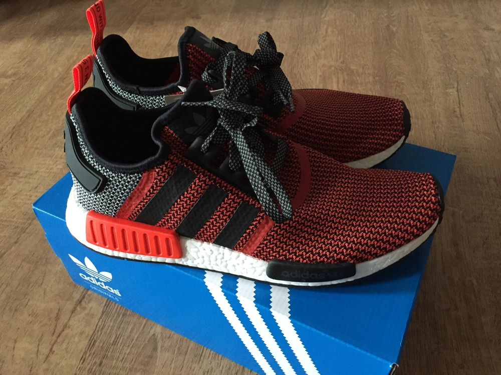 sale retailer 42439 469d7 Adidas Nmd Runner Lush Red kenmore-cleaning.co.uk