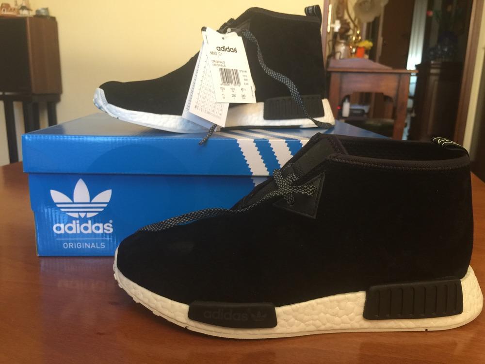 adidas nmd c1 Black
