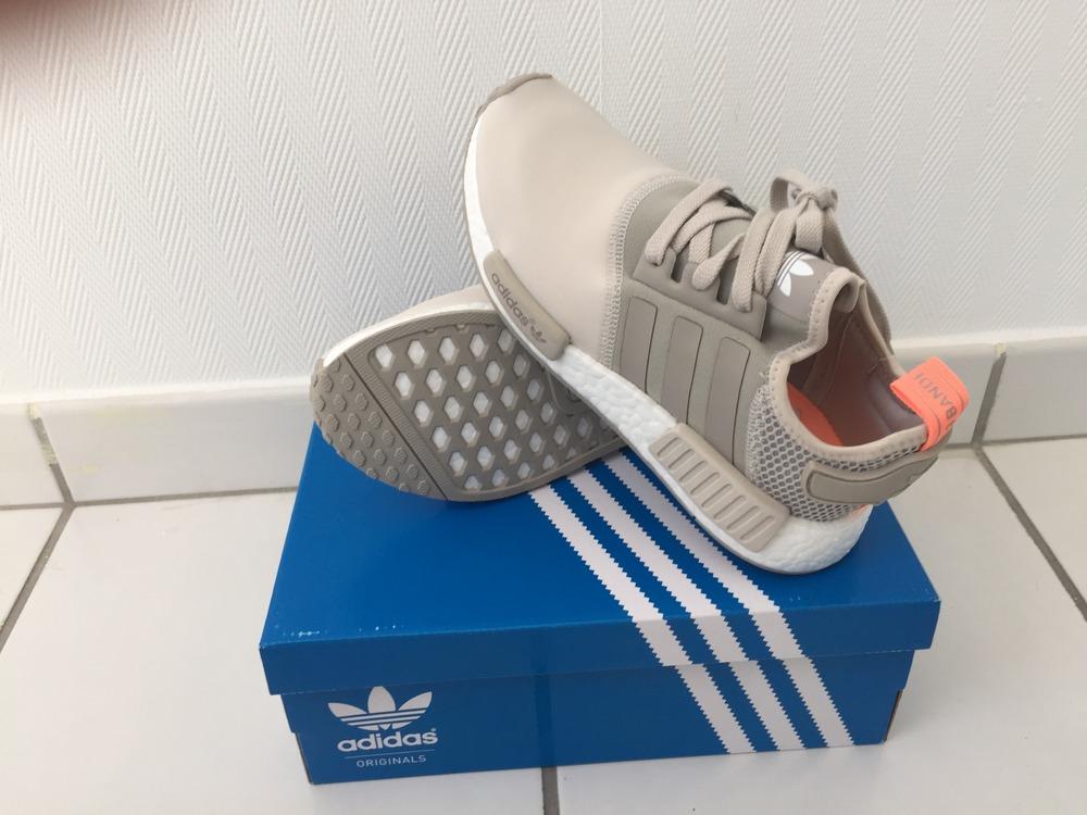 Adidas Nmd R1 W Beige