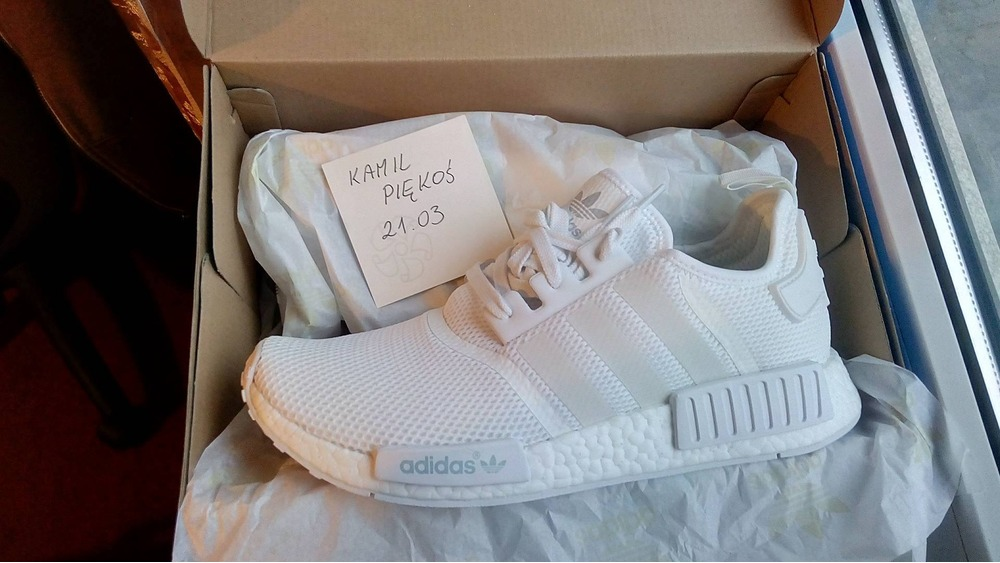 iluhxz adidas nmd all white for sale Cool Reductions