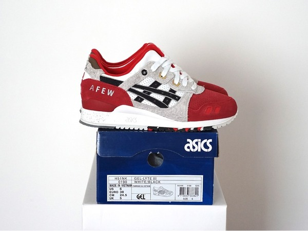 Asics Gel Lyte III 25th Anniversary x Afew Koi US6 - UK5 - EUR38 - photo 1/1