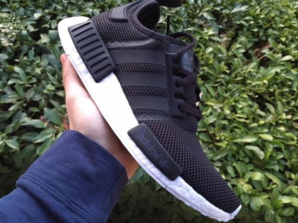 Adidas NMD_R1 Monochrome - photo 1/6