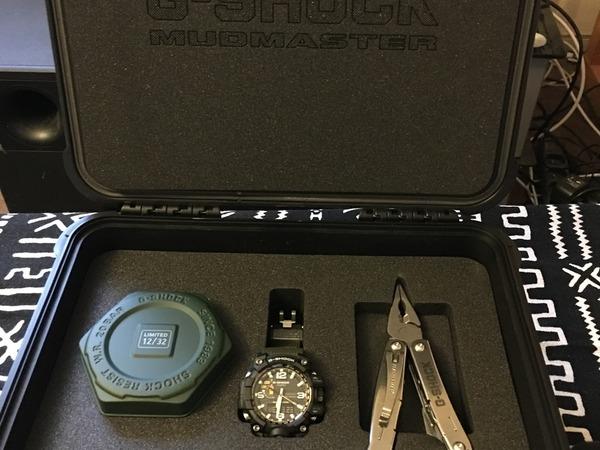 Merchandise Mudmaster G-Shock Ltd 12/32 - photo 1/2
