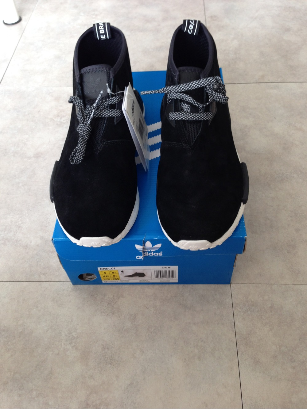 NMD_C1 Trail Shoes Grey