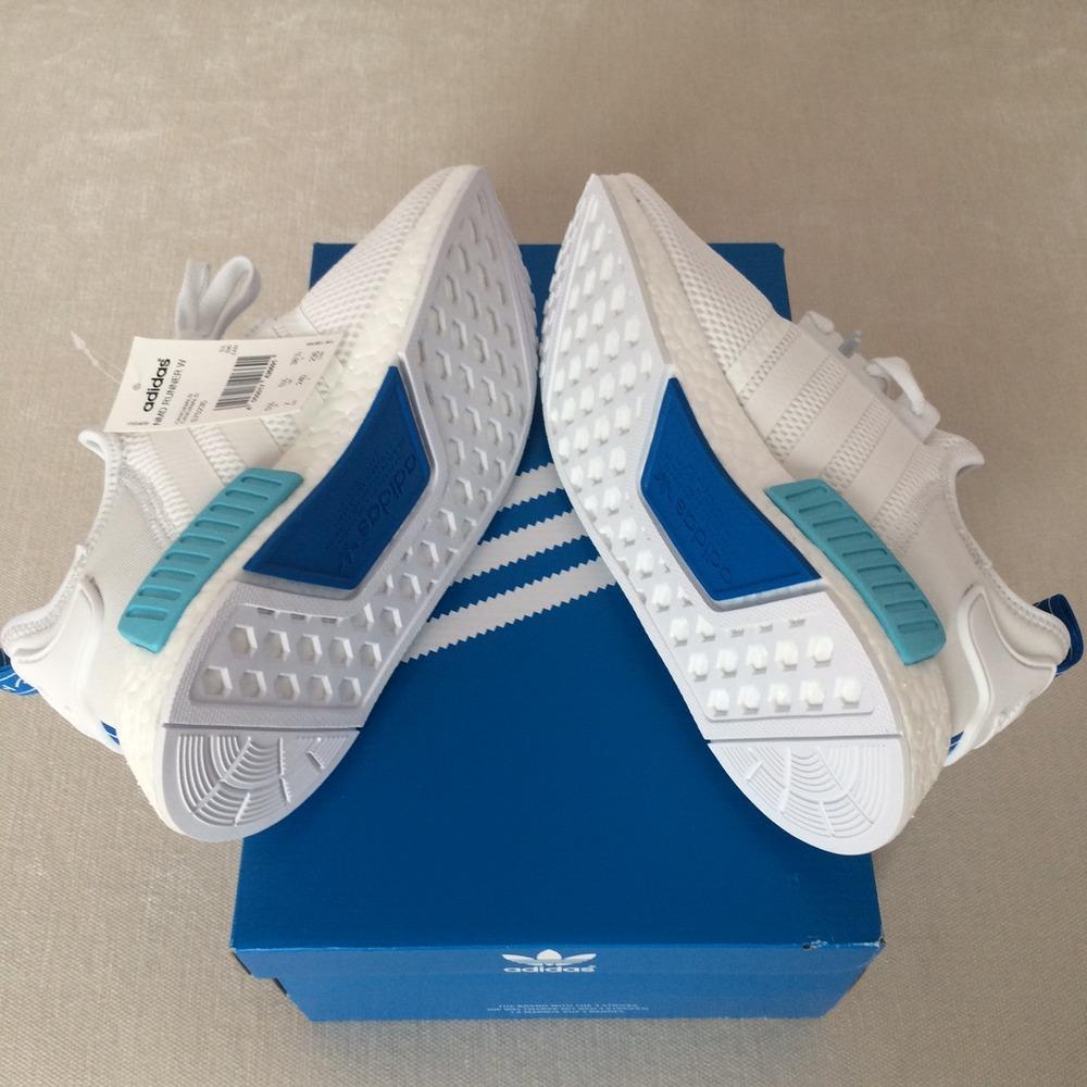 2e952a10741 Buy cheap Online - adidas nmd women Blue
