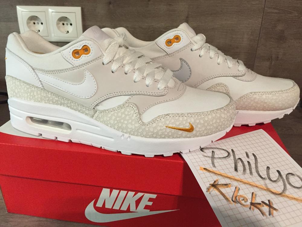 84c6e265b4 Nike Air Max 1 Safari Kumquat leoncamier.co.uk