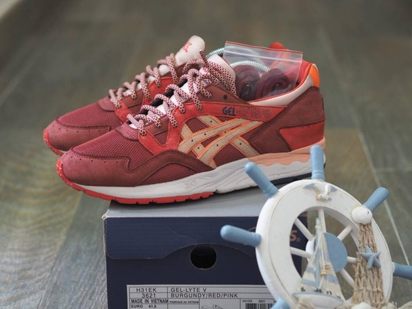Asics GEL Lyte V X RF Volcano - photo 1/4