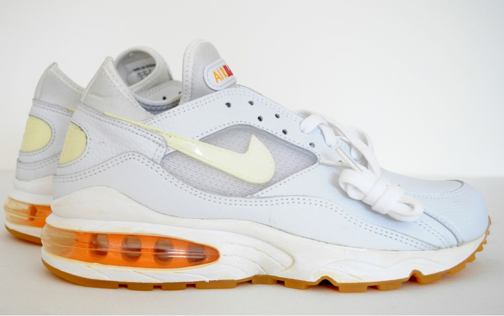 Nike Air Max 93 Leather