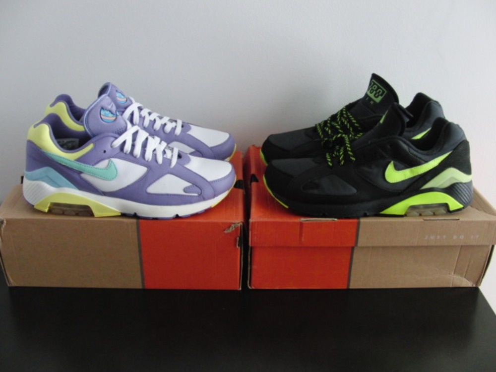 best website 699eb f2b34 ... NIKE AIR MAX 180 NEON 9US - EASTER EGG 8.5US - photo 13 Cheap ...