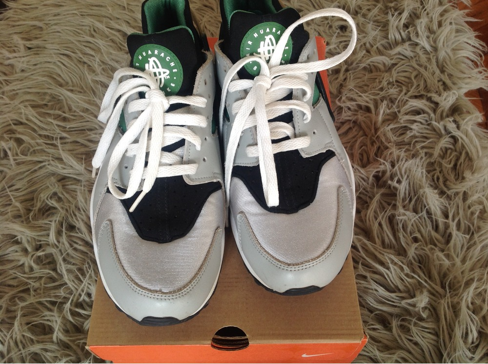 best loved 6f8d9 80b02 ... Nike Air huarache le 2004 Classic Green - photo 14 ...