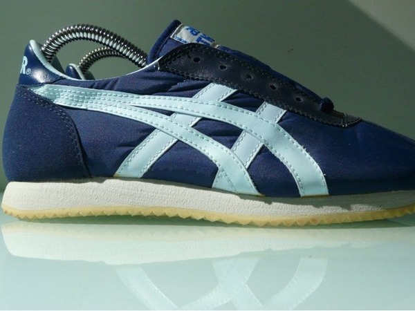 Asics Onitsuka Tiger Running 38eu OG VINTAGE VNTG Corsair Nike - photo 1/7