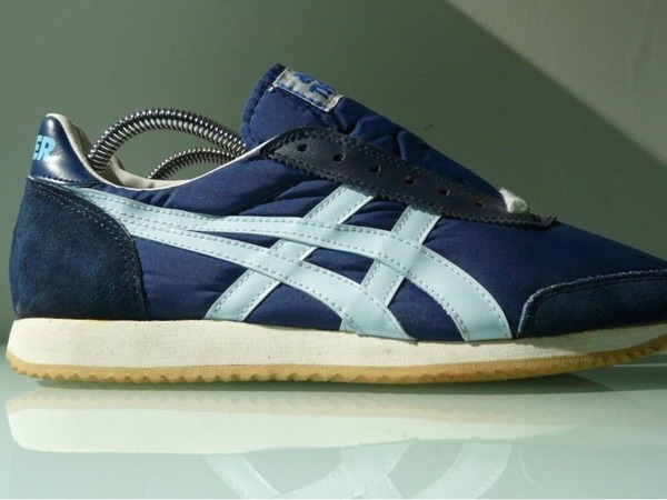 Asics Onitsuka Tiger Running OG Original Vintage 80s 9Us - photo 1/9