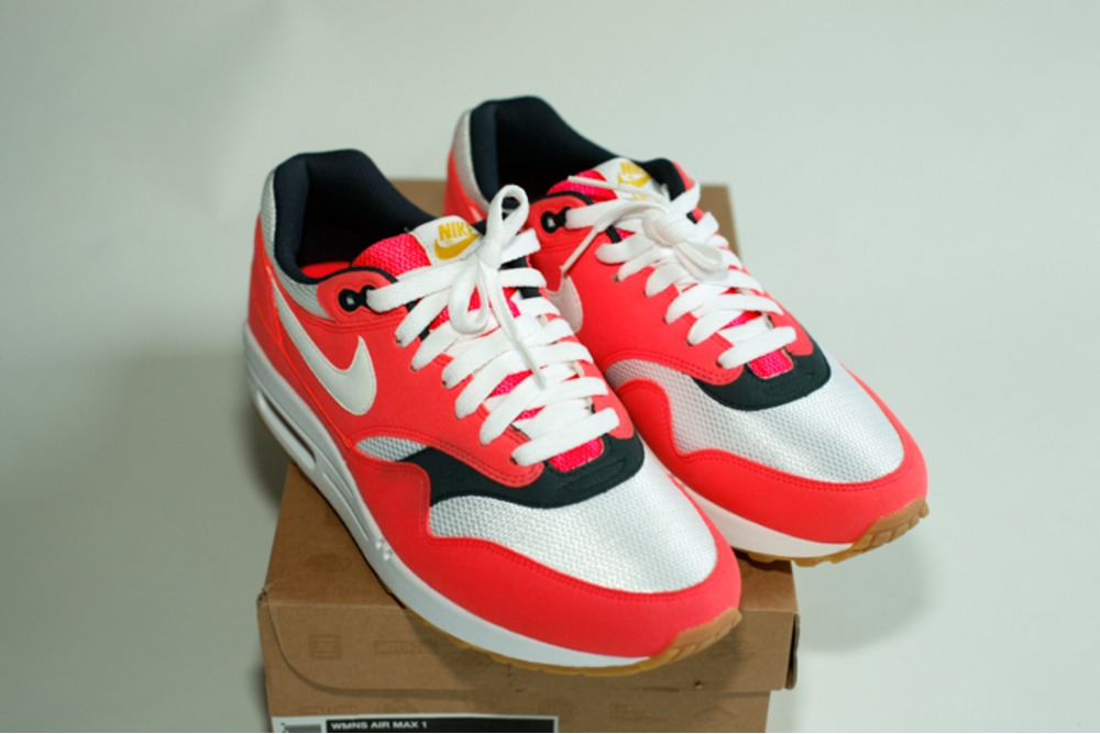 Nike Air Max Maisons Dachat Rouges Solaires