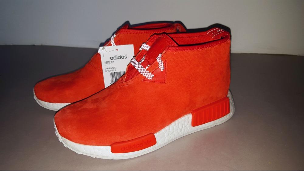 adidas nmd c1 Orange