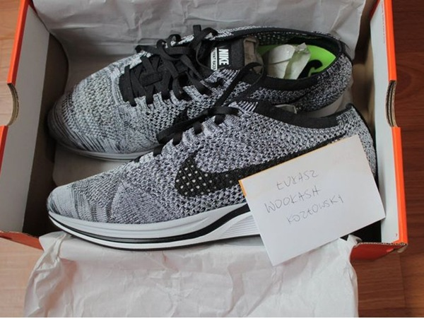 <strong>Nike</strong> Flyknit Racer <strong>OREO</strong> 1.0 FROM 2016 12.5US DS - photo 1/1
