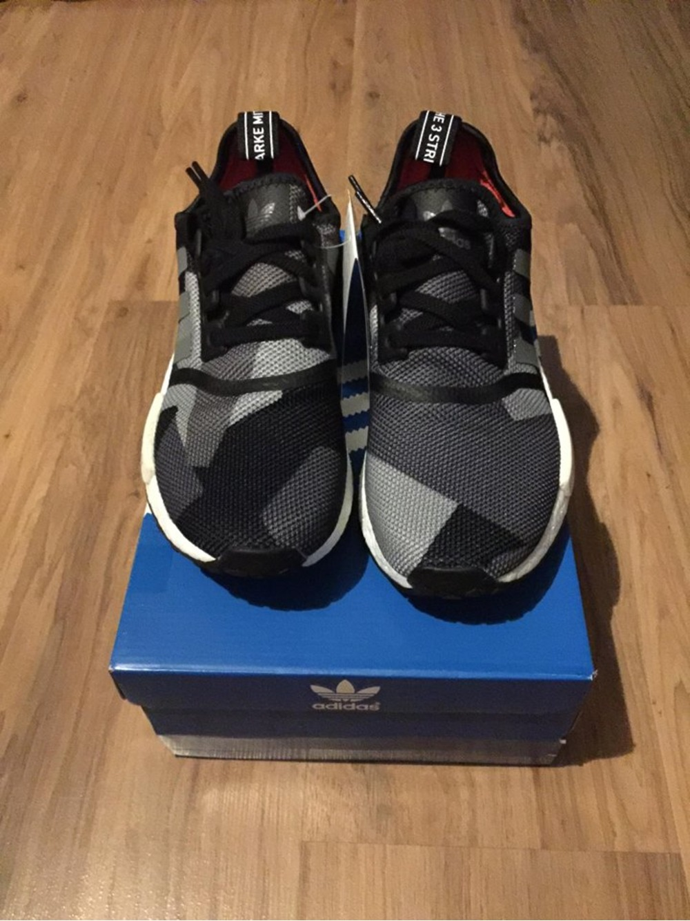 adidas Originals NMD Xr1 Boost Shoes Men's SNEAKERS Trainers