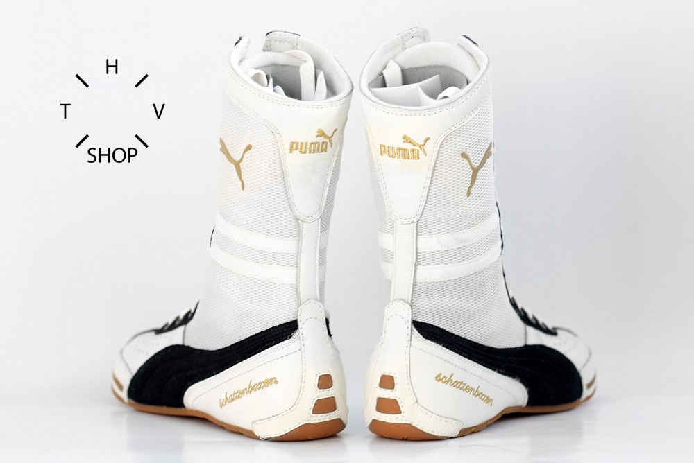 puma boxing shoes review