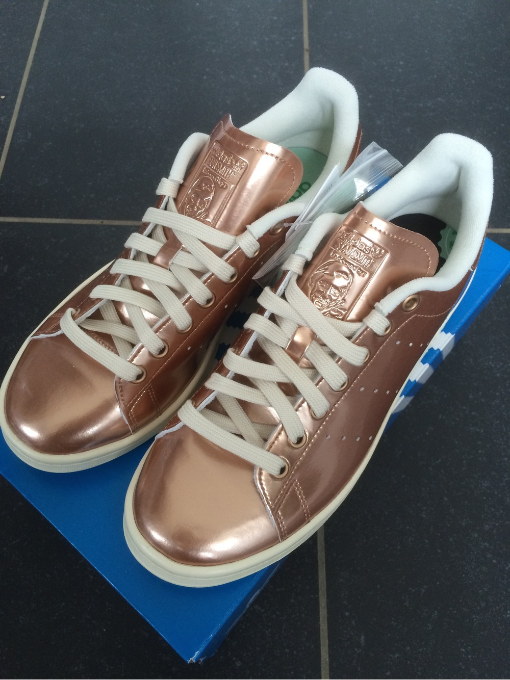 Adidas Stan Smith Copper Kettle