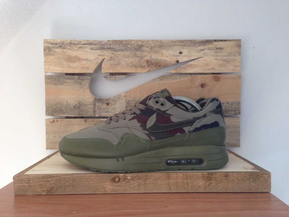 Nike Air Maxim 1 France SP Camouflage Blue