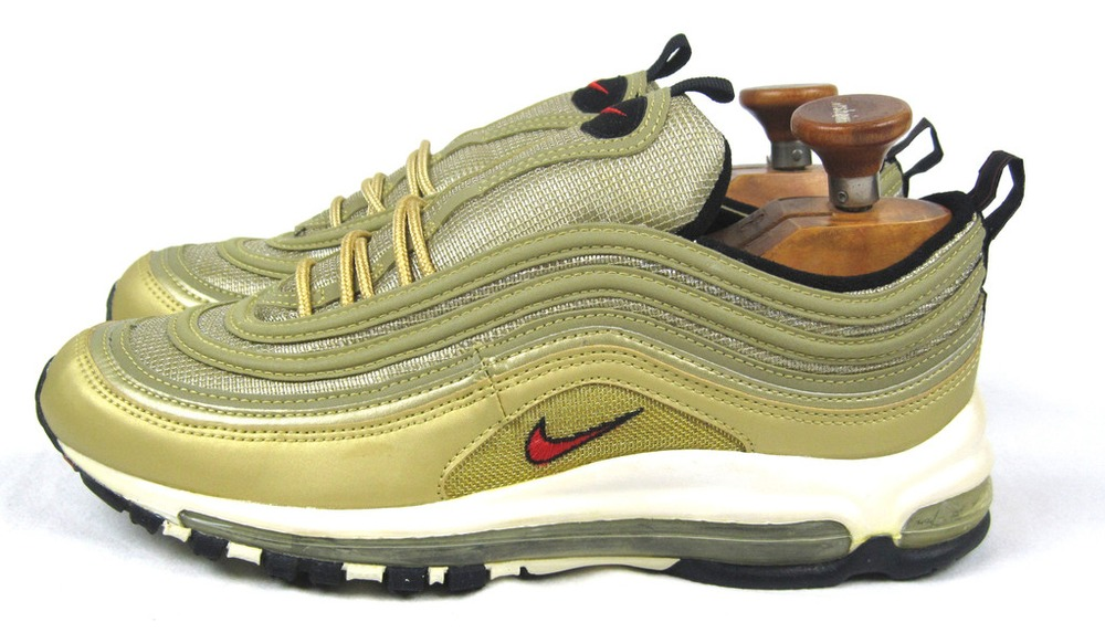 Nike Air Max 97 Gold Buy