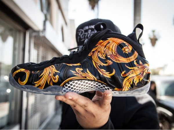 Nike foamposite Supreme x Nike Foamposite 1 - photo 1/2
