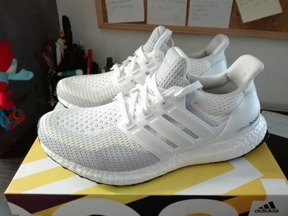 d798d6fff adidas ultra boost white 8.5