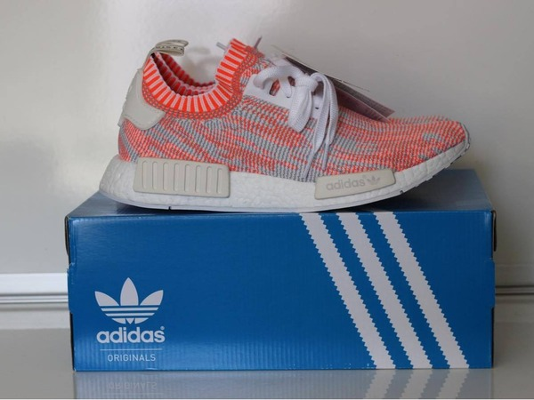 "Adidas NMD_R1 Camo pack ""Solar"" - photo 1/2"
