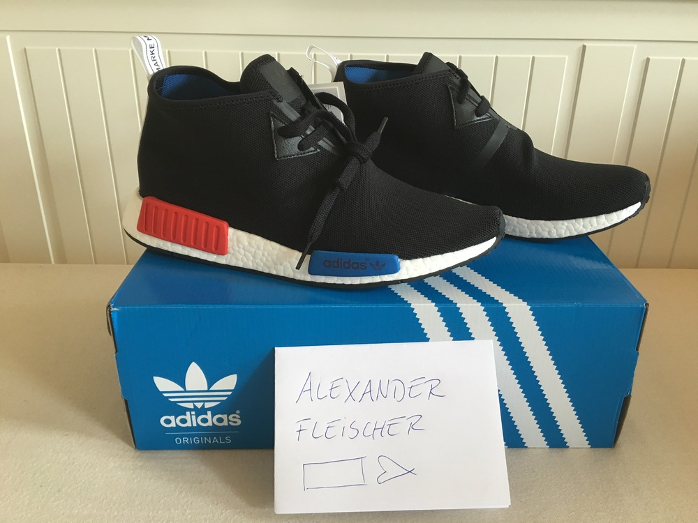 890f149b5e1a4 adidas NMD C1 Trail Premium Leather  Core Black  Where to buy