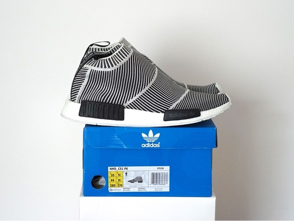 Adidas NMD City Sock PK CS1 S79150 US10 - UK9.5 - 44 - photo 1/1