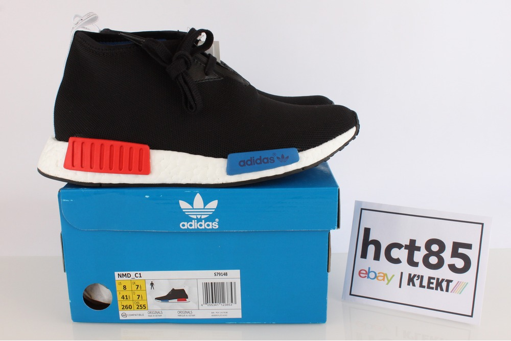 adidas Lush rot Weiß Nmd Chukka Styled Sneaker R1 Sneakers