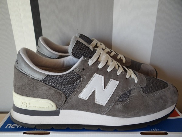 <strong>New</strong> <strong>Balance</strong> <strong>990</strong> 30th Anniversary Edition - US10.5 - photo 1/3