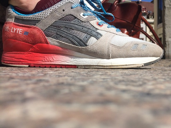 Asics Gel Lyte III Slam Jam us 10 - photo 1/1