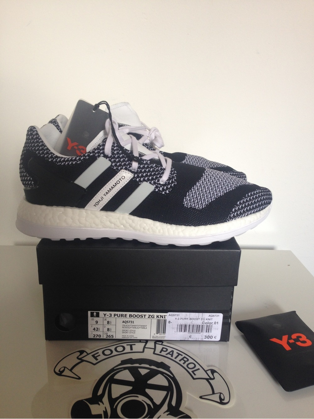 36331aa61d3f Adidas Y3 Pure Boost Zg Knit dishwasher-repairs.co.uk
