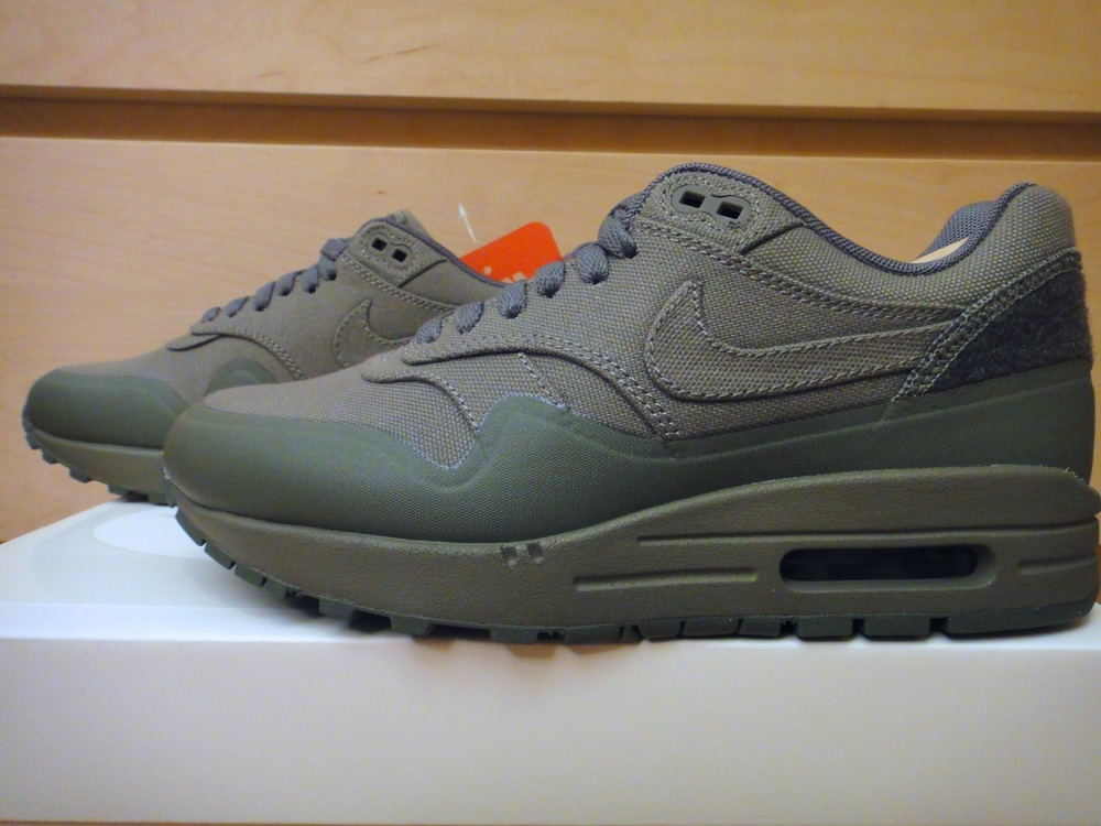 nike air max 1 v sp patch steel green
