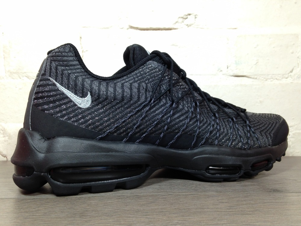 Nike Air Max 95 Jacquard Black