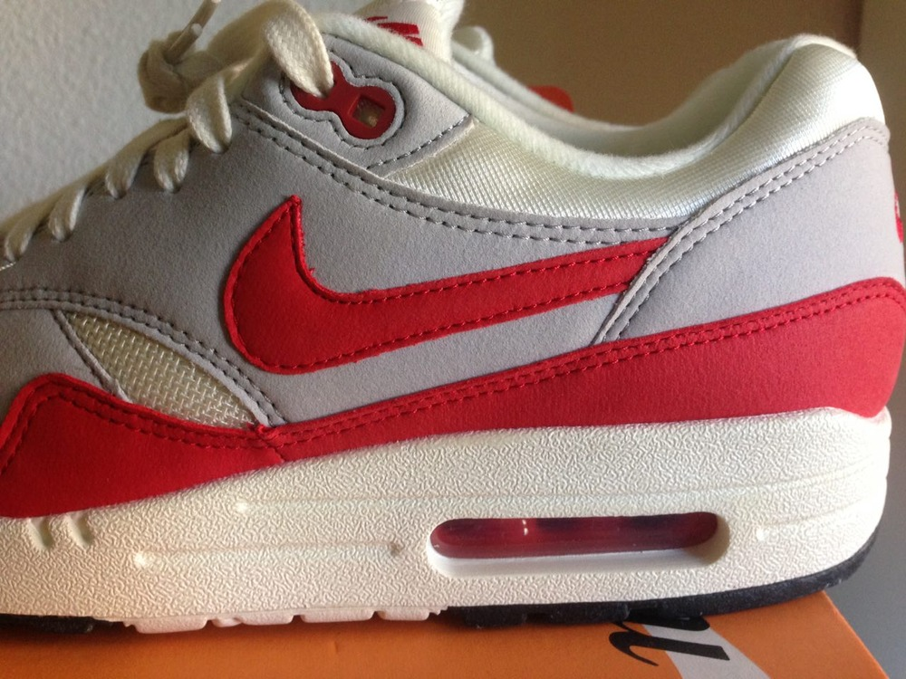 how to clean air max 1 og
