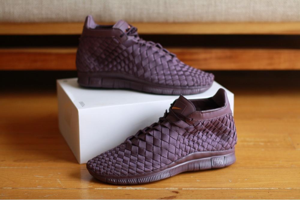 Nike free inneva woven mid sp purple US11 UK10 Deadstock - photo 1 9 . a1c8633bf89a
