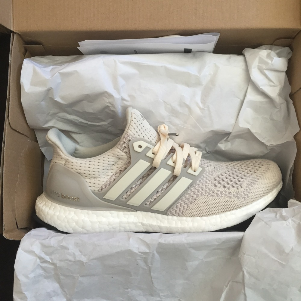 Adidas Ultra Boost Cream For Sale