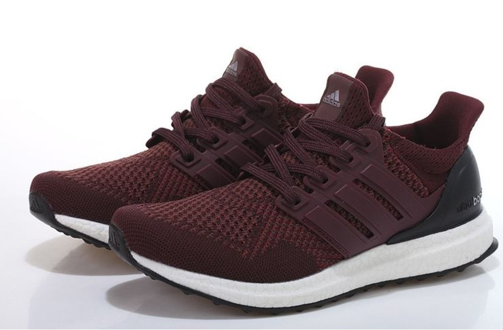new arrival 4bc25 5ad1a Ultra Boost 3.0 Burgundy : Sneakers