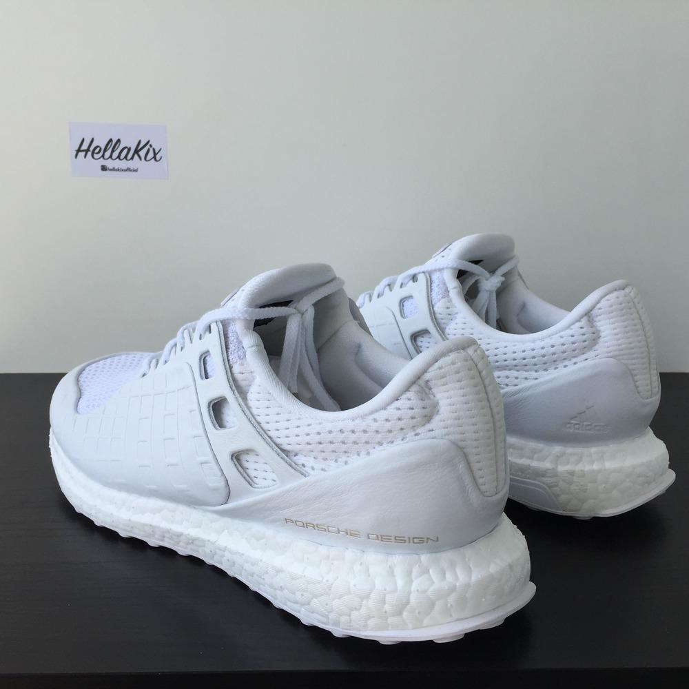 premium selection 78e6e f6633 free shipping adidas ultra boost porsche design hvit 6222a 5a65d