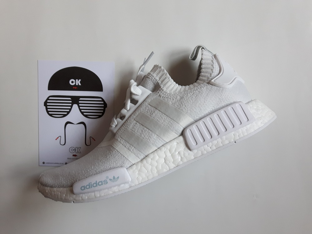 lowest price 87dd3 ddd4a Adidas NMD Pk Triple White adidasnmdwomensuk.co.uk