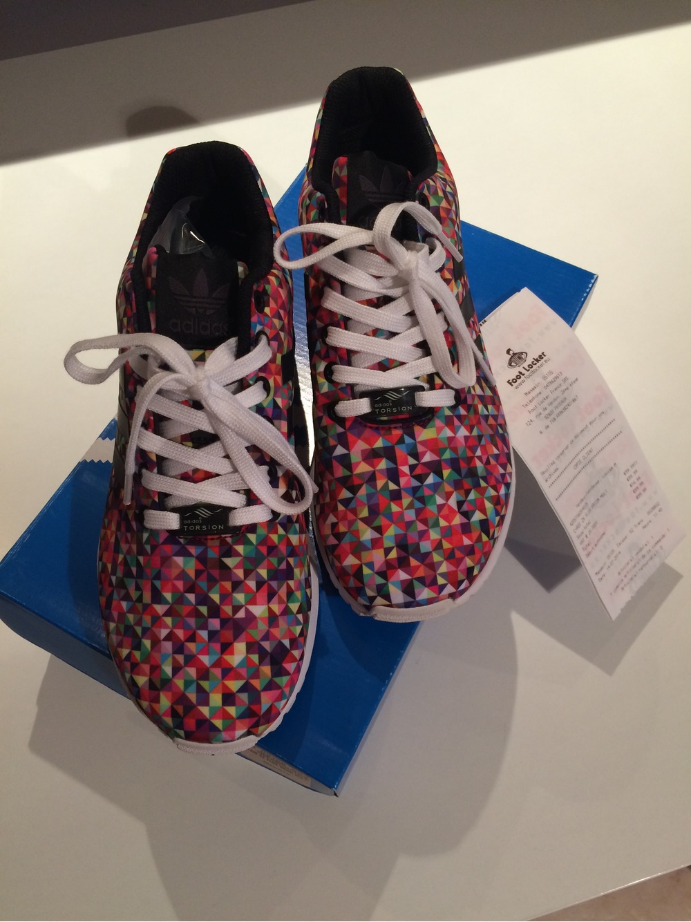 quite nice 9b0d7 a7096 Sneaker Central ADIDAS ZX FLUX  FOREST