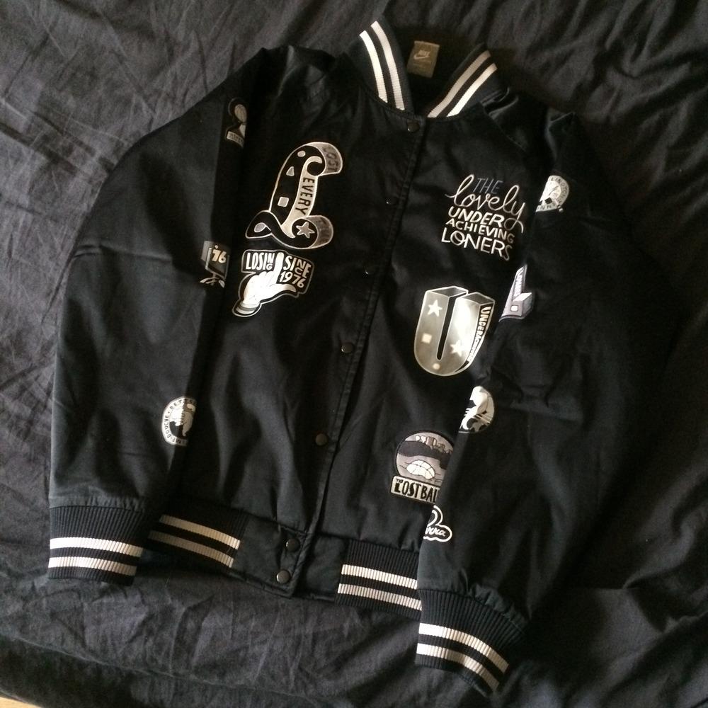 ... Nike X Parra Varsity Jacket - photo 12 ... c38d20531