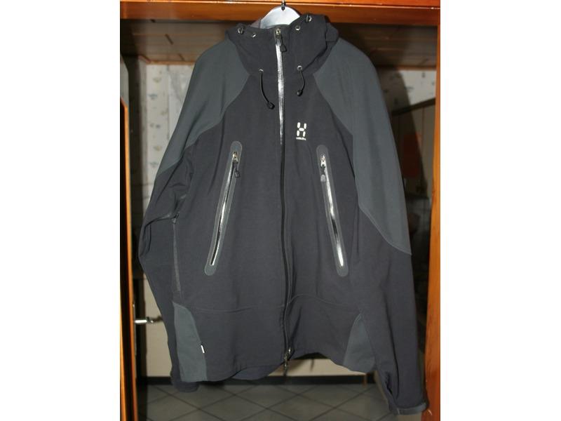 hagl fs gore tex windstopper softshell jacke hood herren. Black Bedroom Furniture Sets. Home Design Ideas